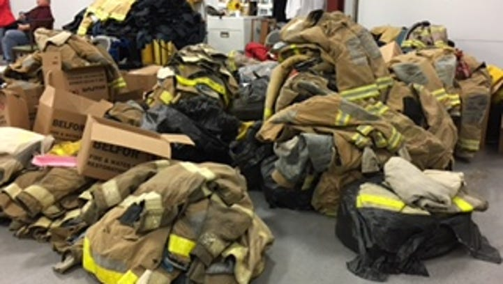 When a small fire department in the U.P. needed extra gear, help arrived quickly