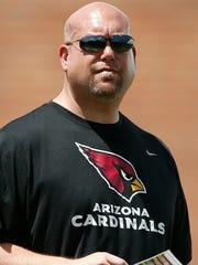 Arizona Cardinals GM Steve Keim