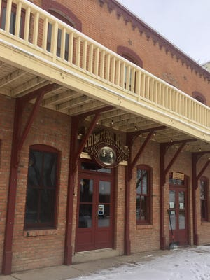 Wake Cup has moved down Fort Benton's Front Street from a historic schoolhouse to the 1882 Culbertson House, formerly the Pacific Hotel. The bigger space, restored years ago to its former glory, also has space for musical performances and other events.