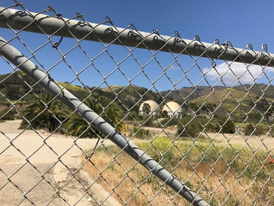 The Petrochem site has been closed for 30 years. This