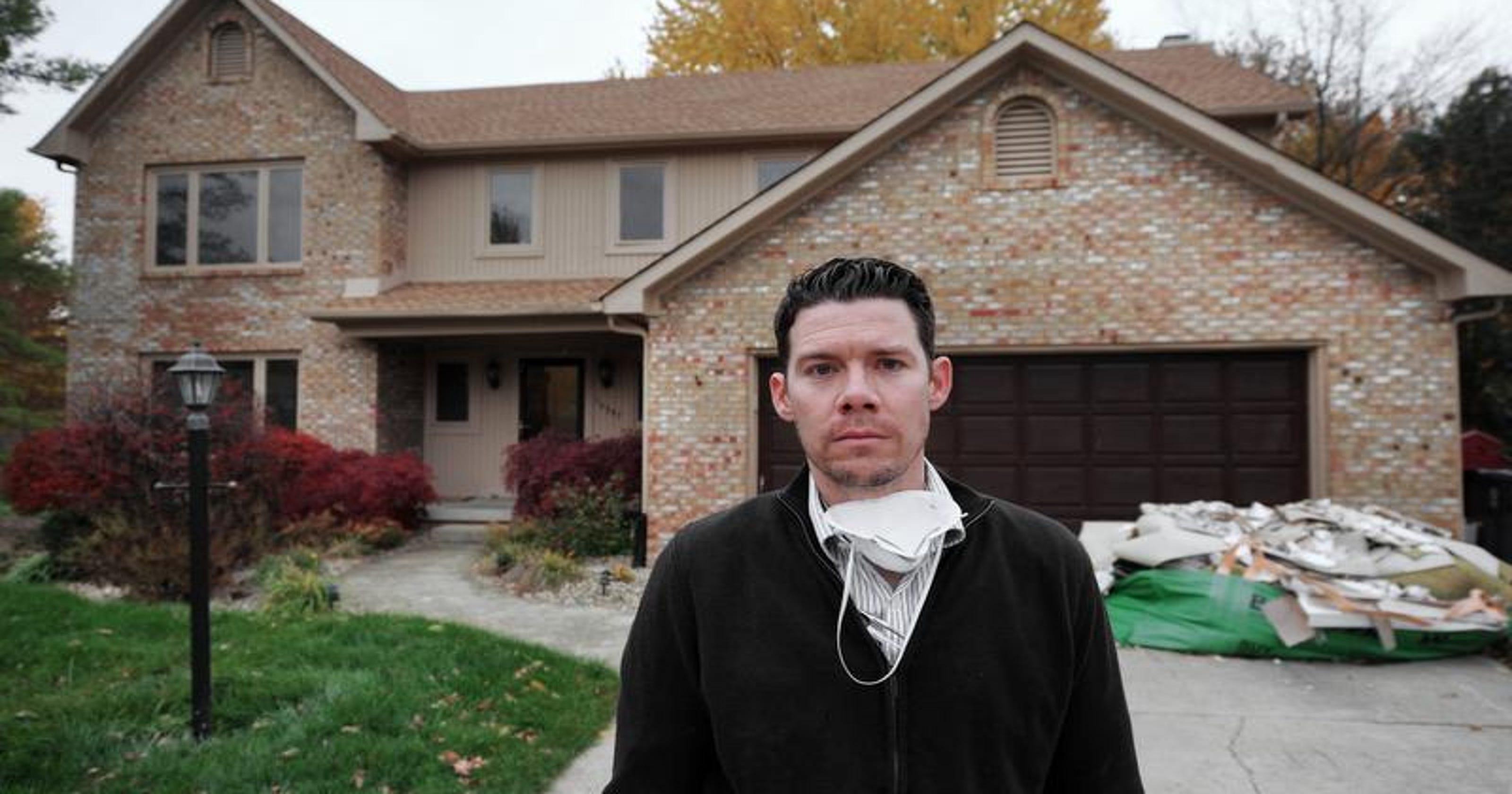 Buyer beware: Rampant mold ruins Carmel couple's dream home