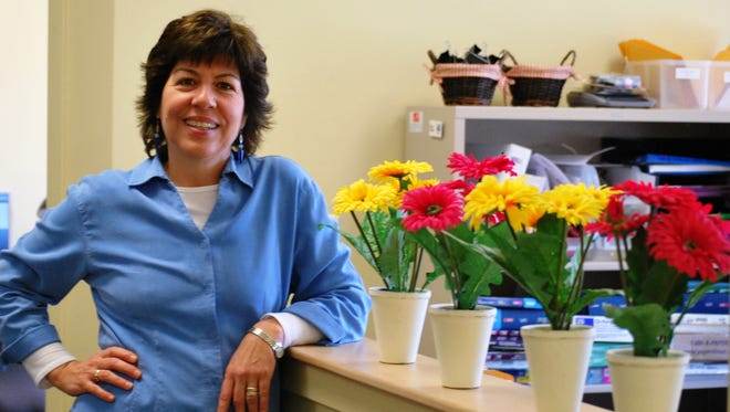 Martha Maksym, seen during her tenure as executive director of the United Way of Chittenden County.