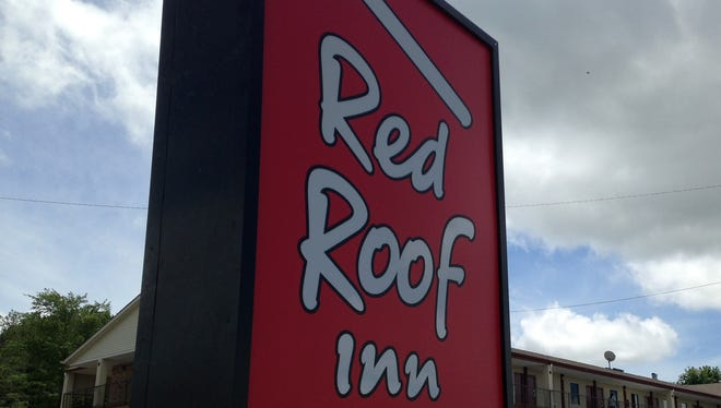 File photo of a Red Roof Inn & Suites