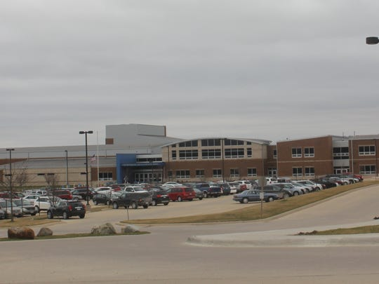 Clear Creek Amana High School in Tiffin is about to undergo a $7.8 million addition after contracts were approved at the March 23 school board meeting.