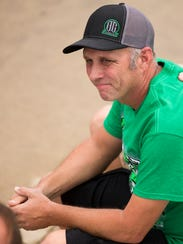Tim Clauson, the father of Bryan Clauson, a Noblesville