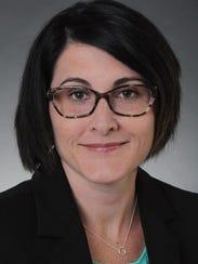 Jessica Cosden is a Cape Coral City Council member.