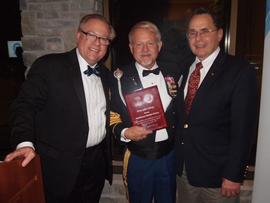 Rotary Club gets SLC plaque