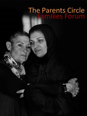 The Parents Circle Families Forum, a joint Israeli-Palestinian organization, will hold an event from 7 to 9 p.m. Wednesday during a program at the Stony Point Center on Crickettown Road.