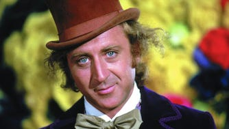 """Gene Wilder from the 1971 film 'Willy Wonka & the Chocolate Factory."""""""