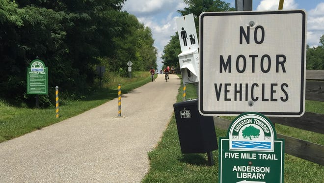 Anderson Township's Five Mile Trail turns 10.