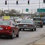 Kentucky highway deaths ahead of a year ago