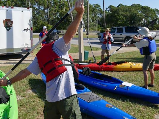 Kayak ranger 5
