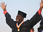 Students and faculty celebrate the class of 2014 at the Cocoa High stadium.
