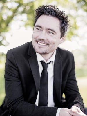 Danish author Thomas Rydahl.
