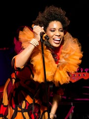 Macy Gray talks recent hospitalization and calls herself a 'vampire,' leaving fans confused
