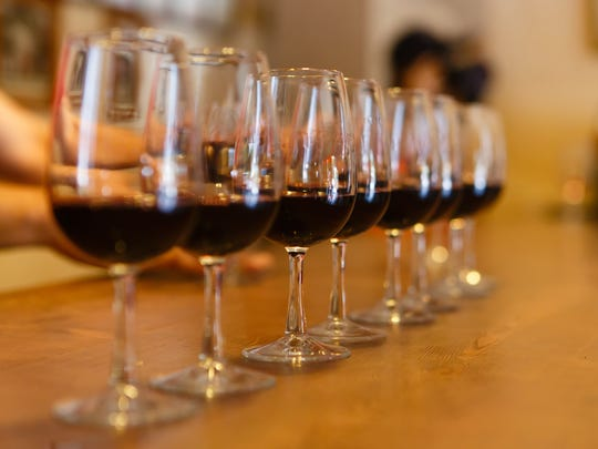 Sample a variety of regional wines at the Rochester Wine About Winter Festival.