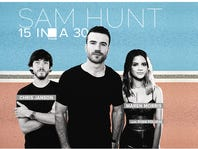 Win Tickets to Sam Hunt 15 in a 30
