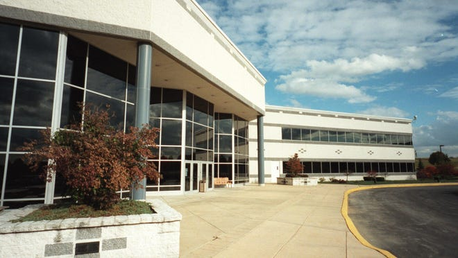 New Castle County Building