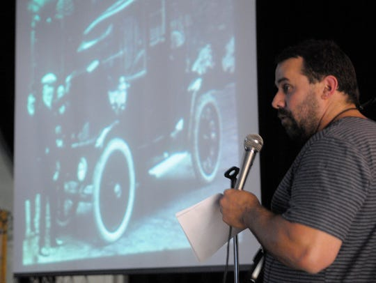 Historian John Demmer discusses Nutley's past 100 years