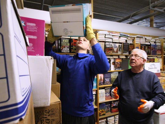 FOEGL readies for 31st Book Sale