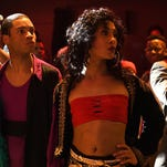 Review: Ryan Murphy's 'Pose' is a glittery extravaganza