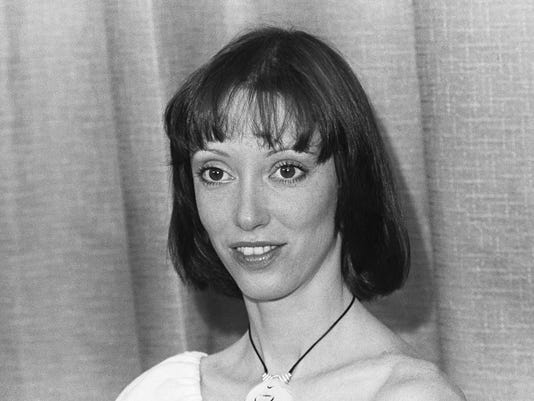 AP PEOPLE SHELLEY DUVALL A FILE FRA