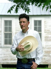 Lyle Lovett is from Texas, but Jersey loves him anyway.