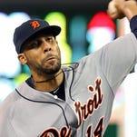 Tigers pitcher David Price