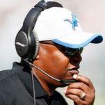 Lions coach Jim Caldwell