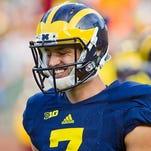 Michigan QB Shane Morris