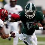 MSU's Tony Lippett's role as mentor, confidence grows