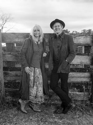 """Emmylou Harris and Rodney Crowell have released an album entitled """"The Traveling Kind."""""""