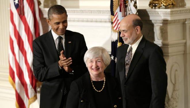 obama nominates yellen as fed chair obama nominates yellen as fed chair
