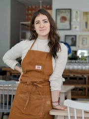 Neilly Robinson, Founder, Partner, and General Manager of Heirloom Kitchen in Old Bridge.