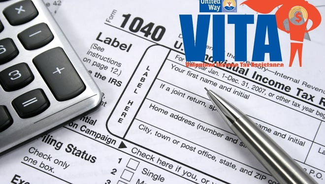 Trained volunteers with the American Association of Retired Persons (AARP) and the Volunteer Income Tax Assistance (VITA) programs will be providing free tax preparation assistance at seven locations throughout St. Lucie County starting in February. For details call 211 or visit www.stlucieco.org.