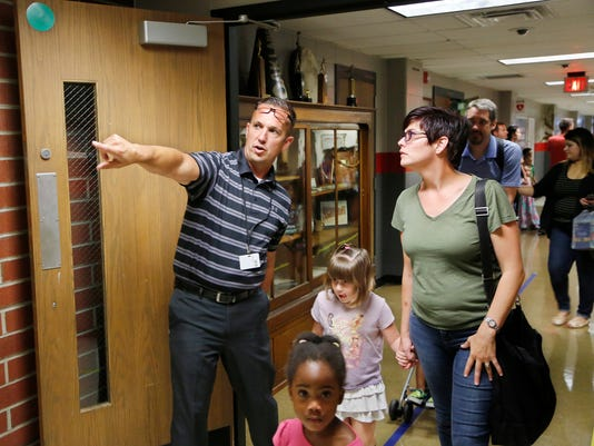LAF Oakland schools open for their first day