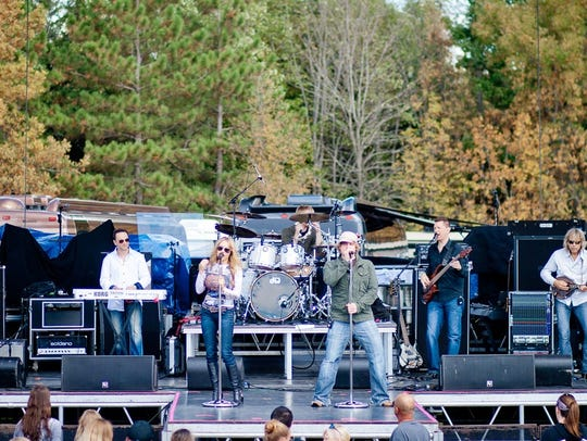 Hitchville will perform Aug. 16 at Summertime by George!