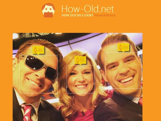 How old are you? Web site tries to guess