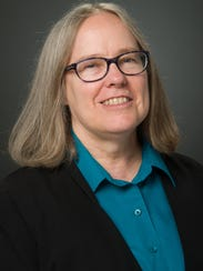 Cynthia Forehand, Dean of the Graduate College at the