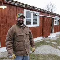 Mishicot farmer tends Century Farm during day, is Green Bay surgical technician at night