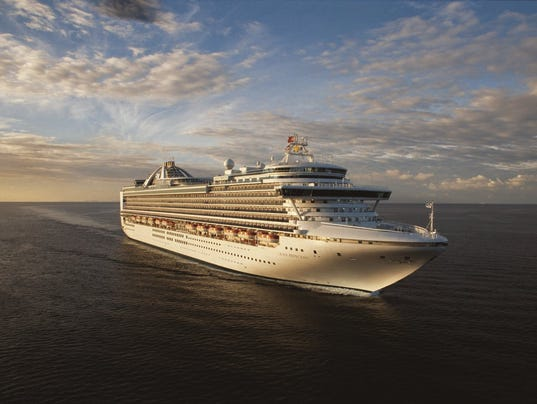 Princess Cruises Adds Voyage From New York To Greenland And Back - Columbo cruise ship