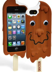 For smartphone cases, Moschino has creative models