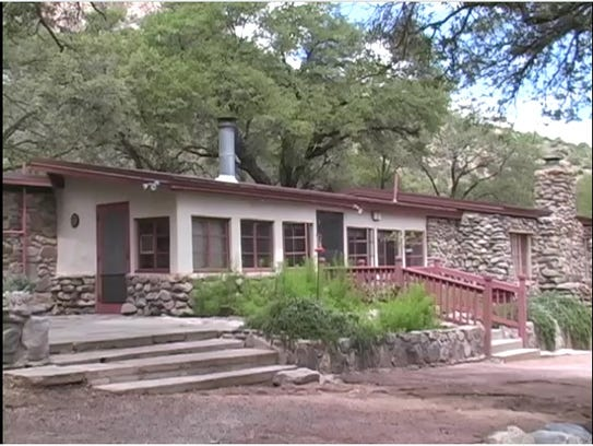 The Carr House was built in 1939