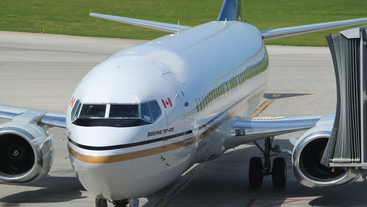 Melbourne airport adds another Canadian airline