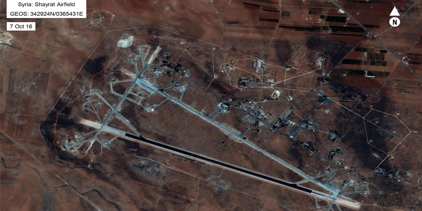 Pentagon Says Russia Could Have Stopped Syrian Chemical Weapons Attack