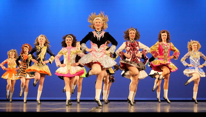 The world-champion Trinity Irish Dancers are returning to Beaver Dam High School on Saturday, March 21.