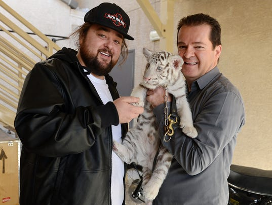 Chumlee and pal