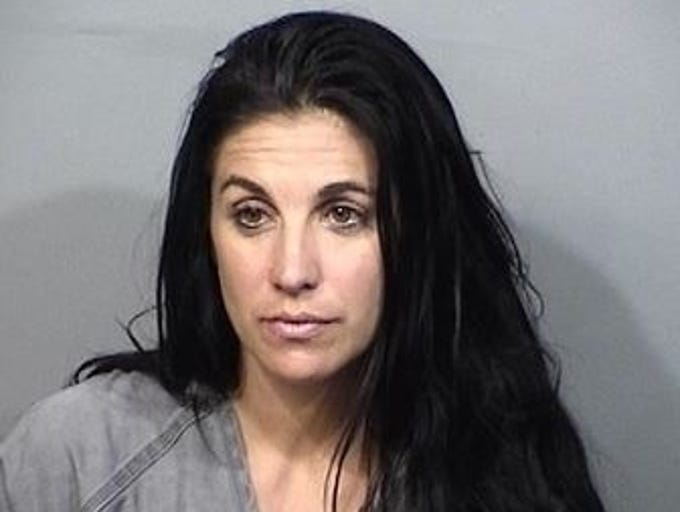Sarah Reasbeck, 36, of Indian Harbour Beach, charges: