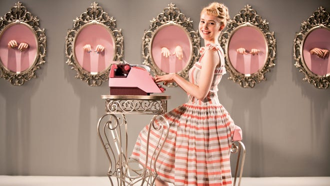Deborah Francois stars as a talented typist in 'Populaire.'