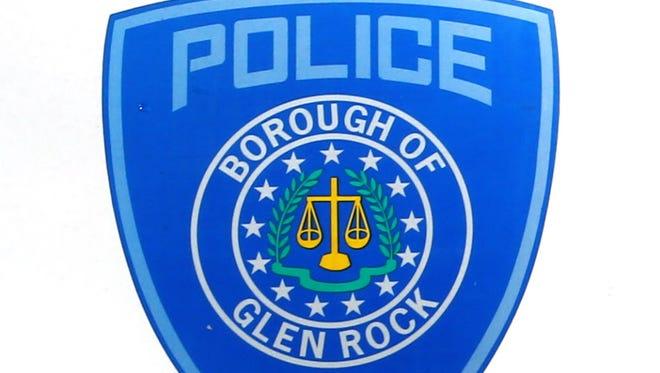 Glen Rock  police crest.